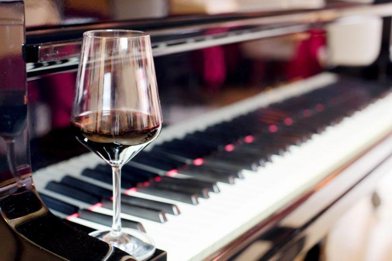 Pianoforte e vino