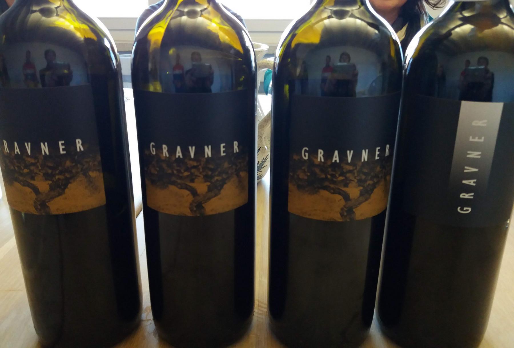 I vini di Gravner